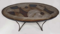 Cocktail Table Item # CT-6