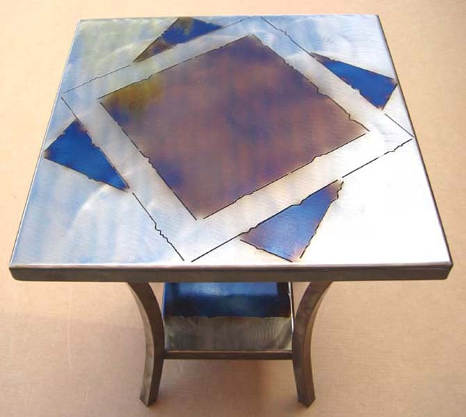 """View of """"End Table Item # ET-20"""""""