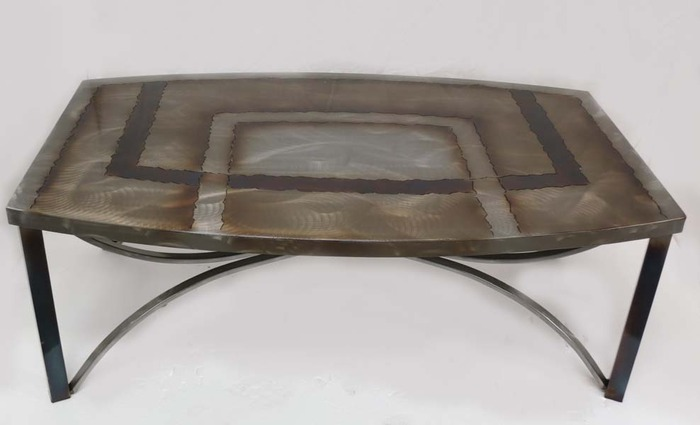 """View of """"Cocktail Table Item # CT-5"""""""